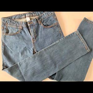 Paper Denim & Cloth Straight Leg Jeans Size 8